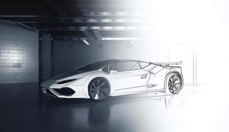 Lamborghini Callin